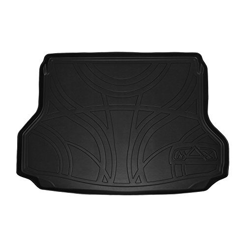 MAXTRAY Cargo Liner for Nissan Rogue (2014-2017) (Black)