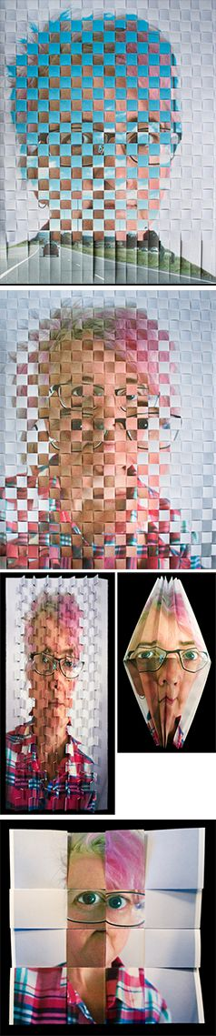 Fragmented identity - by Jen Fullerton