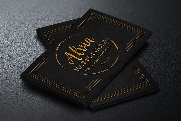 55 best business card design images on pinterest jewelry store business card photoshop t design bundles reheart Image collections