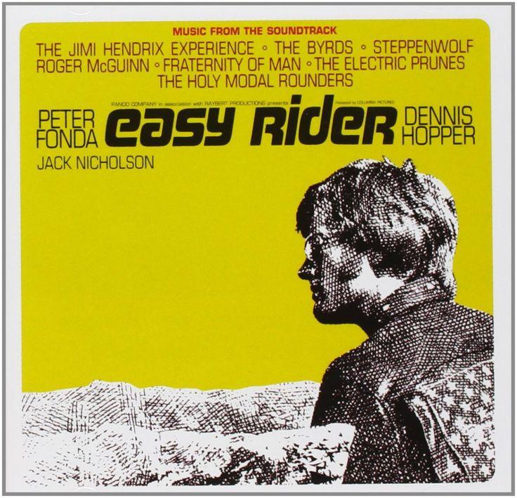 Easy Rider Soundtrack LP
