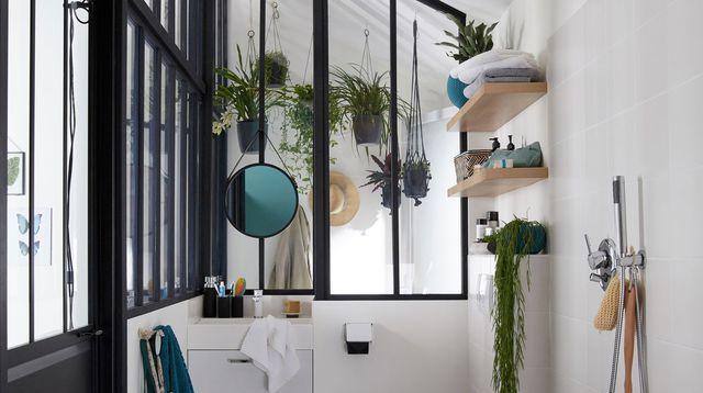 6 idées à chiper à cette salle d'eau stylée