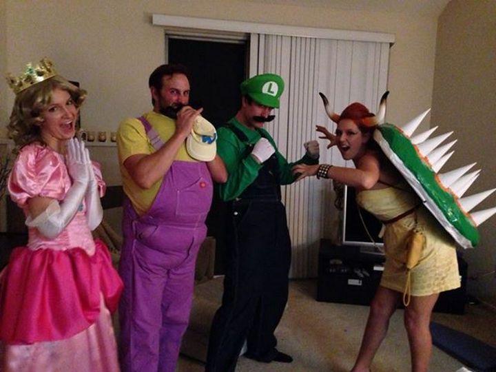 28 best Halloween images on Pinterest | Princess peach costume ...