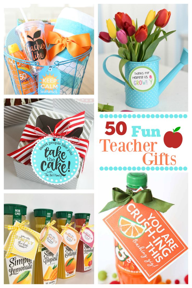 50 fun teacher gifts in 2020 teacher appreciation gifts