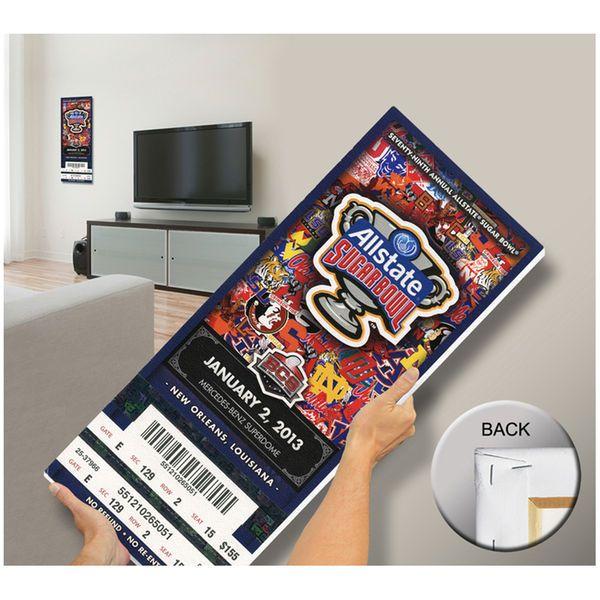 2013 Sugar Bowl Mega Ticket - Louisville Cardinals - $79.99
