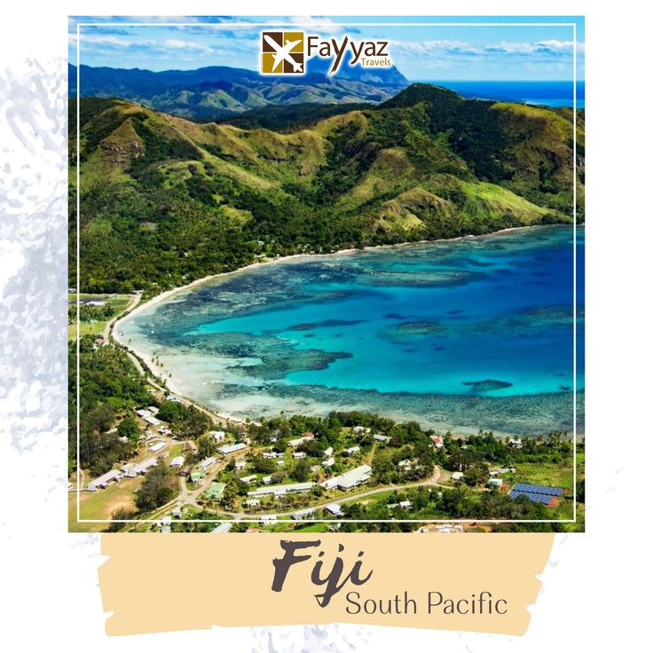 Fiji Beaches: Known For Its Rugged #landscapes & Gorgeous #beaches