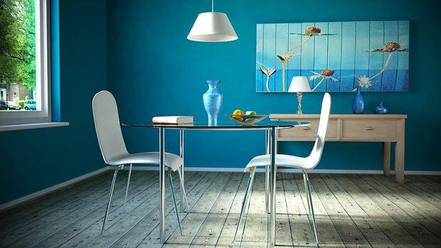 MPH Deco: Azul Turquesa