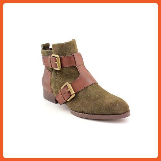 Kelsi Dagger Brooklyn Women's Kolete Bootie,Forest Green/Cocoa, 6 M US - Boots for women (*Amazon Partner-Link)