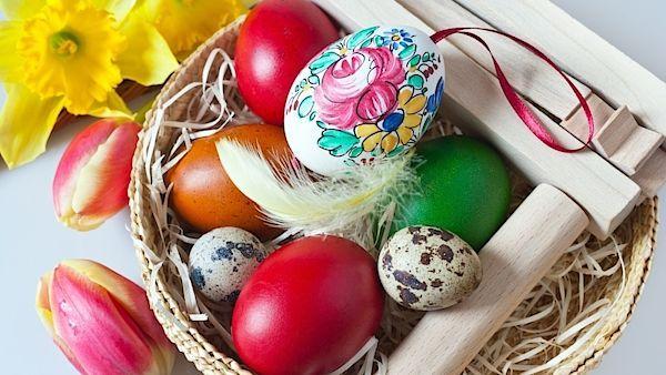Velikonoce jsou křesťanským svátkem spojovaným se vzkříšením Ježíše Krista.