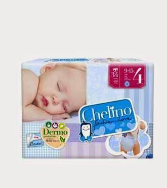 Mi Bebe y sus cuidados: Pañales Chelino Talla 4 http://bebedevuelving.blogspot.com.es/