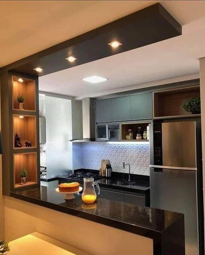 Pin De Oreida Prados Em Curiosidades Em 2020 Cozinhas Modernas Decoracao Cozinha Decoracao Cozinha Americana