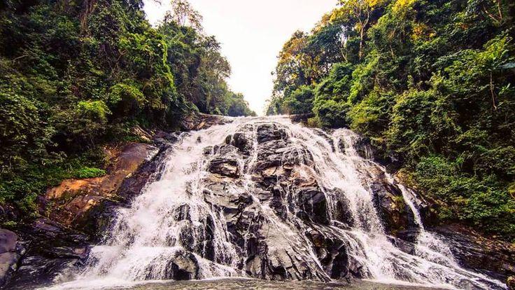 Breakthrough. #Nature #Waterfall #Explore