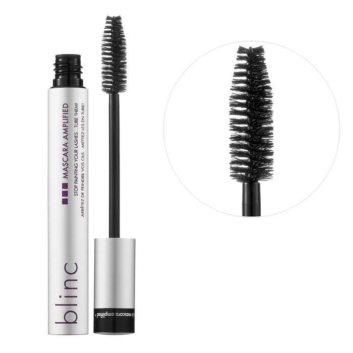 Tired of catching a glimpse in the mirror mid-day and seeing raccoon eyes staring back? We are too. That's why we're jumping on the tubing mascara bandwagon! It's an innovative formula that's waterproof, long lasting, and easy on the most sensitive of eyes. Boasting major lengthening and voluminous effects, tubing mascaras use flexible polymers to wrap each individual lash (like a tube!) to maximize even the smallest lashes on your lash line. To remove, simply use warm water and watch you...