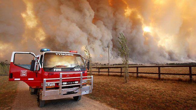 Man 'accidentally' lit Black Saturday bush fire