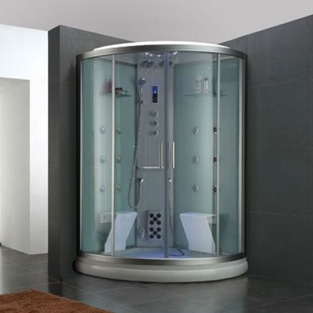 1000 images about cabines de douche on pinterest cancun stockholm and atl - Cabine de hammam en kit ...