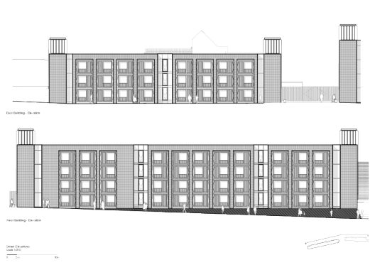 Student Accommodation, Somerville College / Níall McLaughlin Architects | ArchDaily