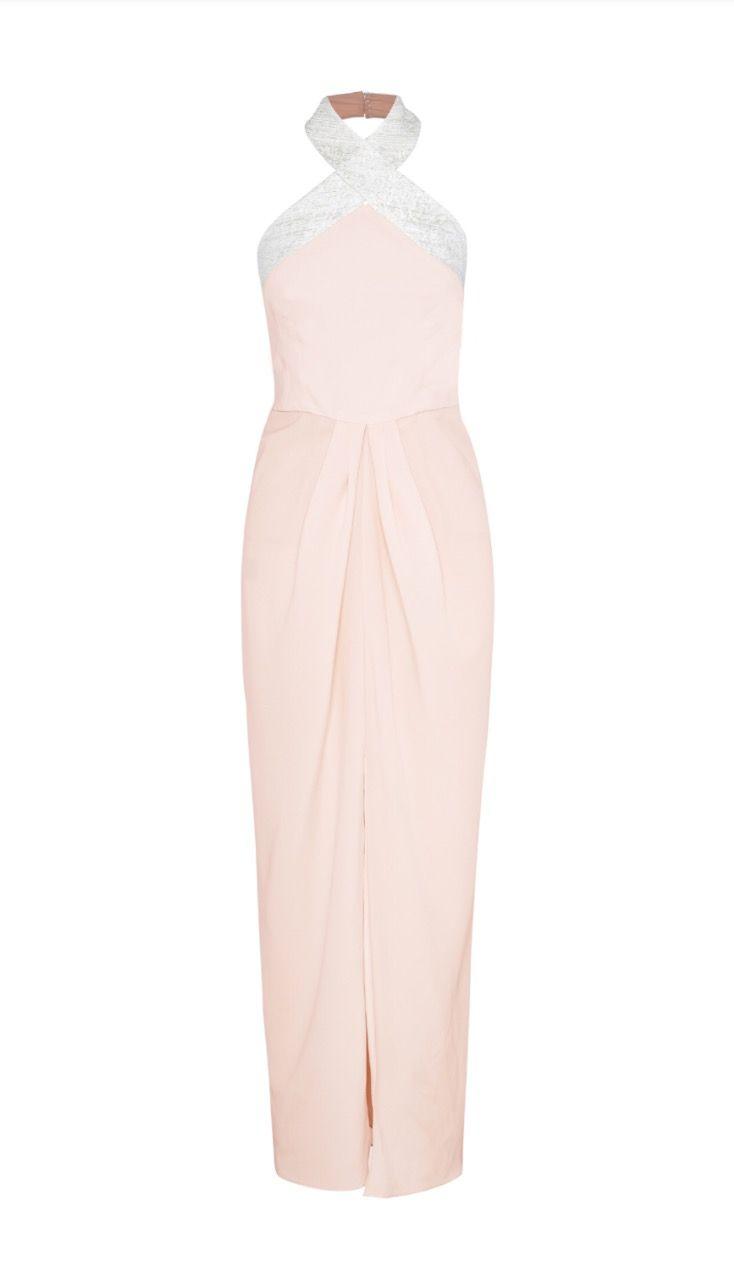 UNSPOKEN - Magnolia Long Dress