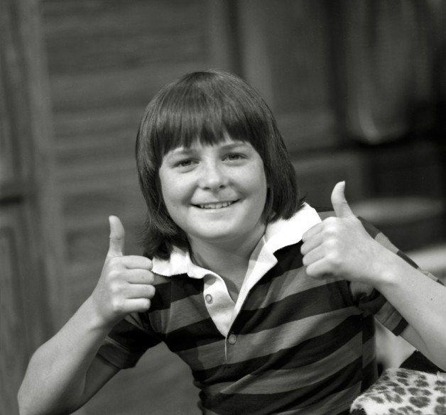 Little Michael J. Fox :) always an inspiration fighting all odds!