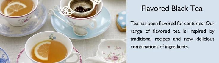 Whittard Tea - must remember