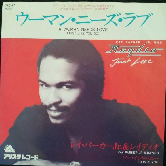 Ray Parker Jr Raydio Still In The Groove