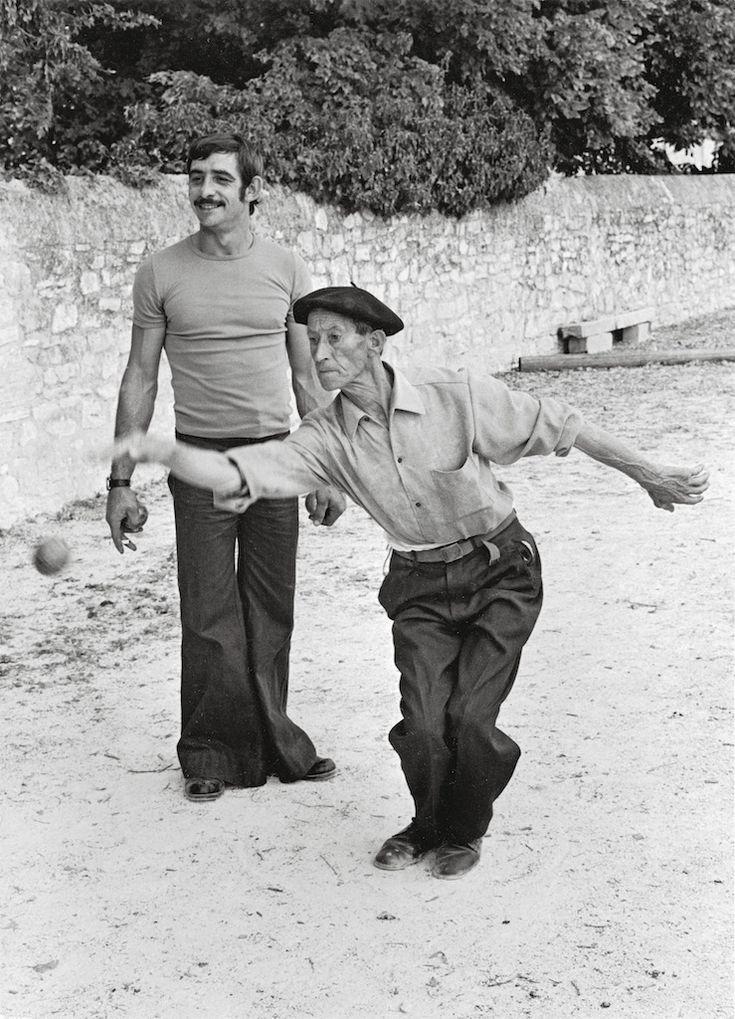 « Pétanque et jeu provençal » : la nostalgie de Hans Silvester | Actuphoto