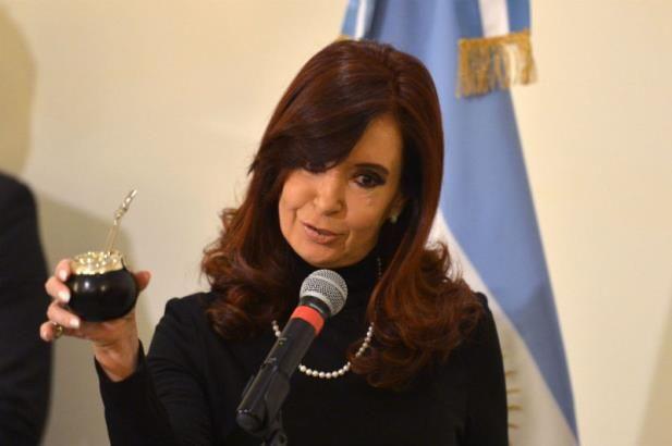 Presidente argentina não acredita em suicídio do promotor Nisman | Foto: Alberto Pizzoli / AFP / CP Memória