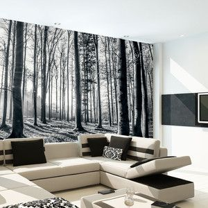 Tapeta wielkoformatowa In Forest, 315x232 cm