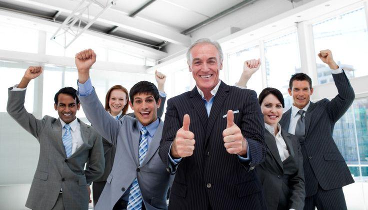 Ordförande och ett vinnande team