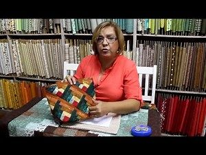 Patchwork Sem Segredos com Ana Cosentino: Aula 07 (Como colocar alça, zíper e…
