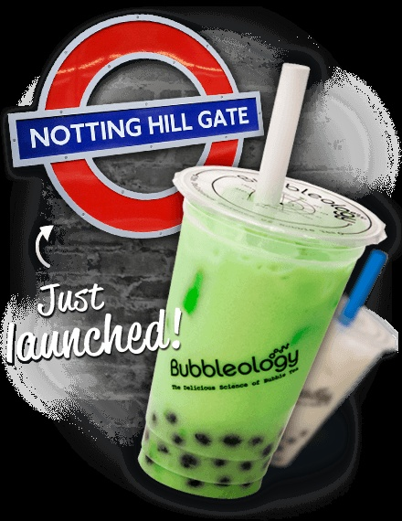 Bubbleology - London Bubble Tea  Thank the lawd, I thought I was going to go through Boba withdrawls