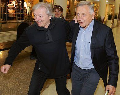 S Jiřím Menzelem i po letech dokážou blbnout jako malí kluci.