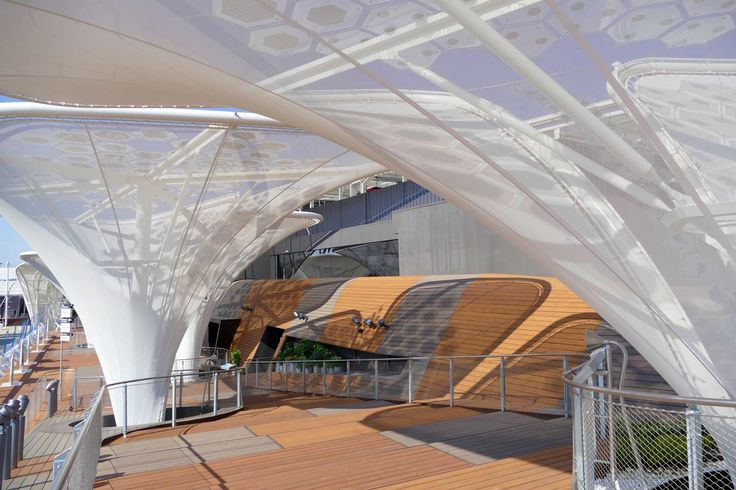 Germany Pavilion At Expo Milano 2015 - Picture gallery