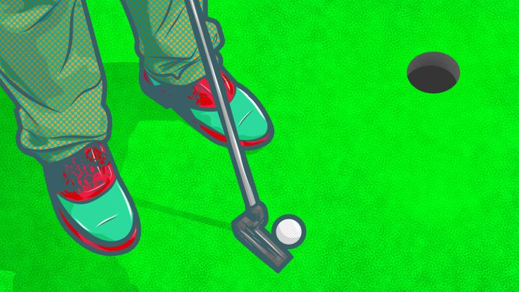 A Normal Persons Guide to Golf - Deadspin