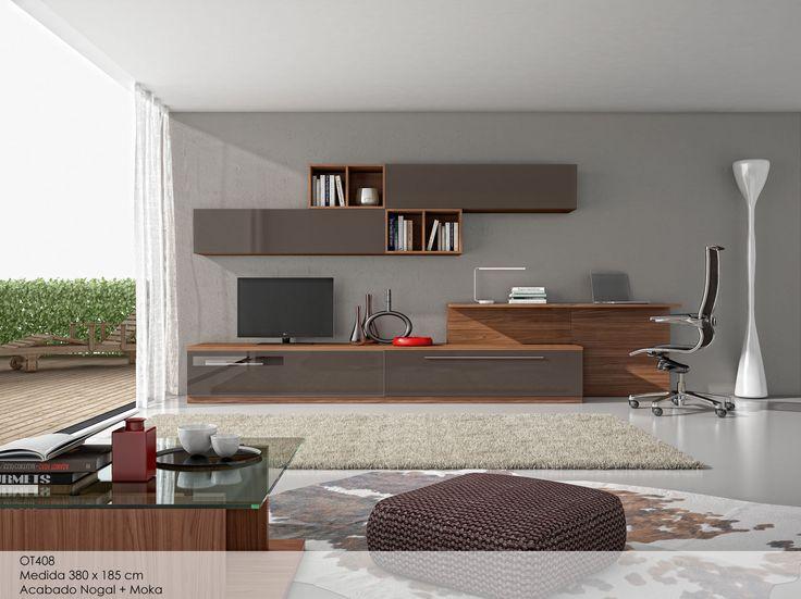 Elegantes, personales, sofisticados, actuales, alegres, divertidos, decorativos, diferentes. Exclusivos…Así son los modulares que presenta Kimobel con esta colección. http://kimobel.wordpress.com/2012/08/04/otto-coleccion-de-salones-modernos/