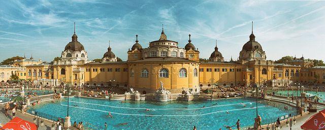 Венгрия – страна целебных вод | ПРИЗНАК.hu