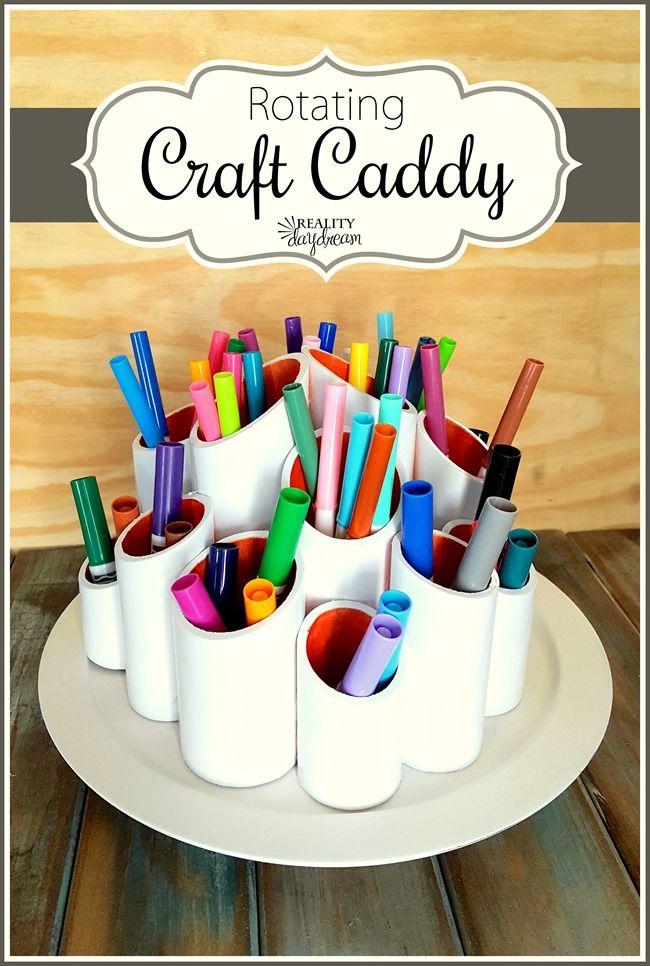 417 Best Craft Supplies Organization Images On Pinterest