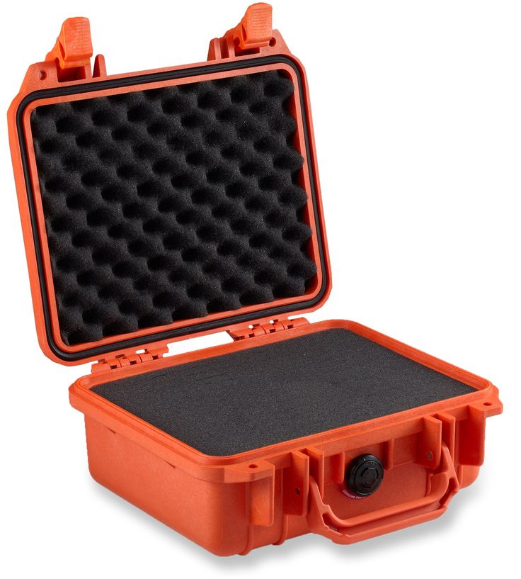 Pelican 1200 Case with Foam - Free Shipping at REI.com