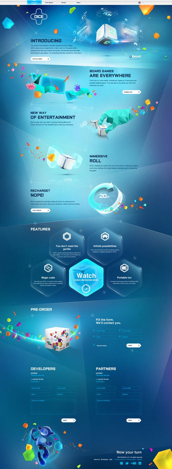 Website design layout. Inspirational UX/UI design samples. Visit us at: www.sodapopmedia.com WebDesign