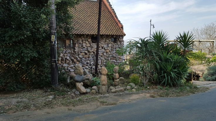 My hand made house in bothas hill west of durban