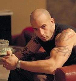 17 best ideas about vin diesel on pinterest diesel looks for Fast and furious tattoo
