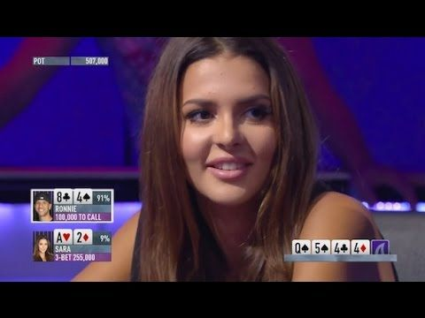 Top 3 most memorable poker hands of all time