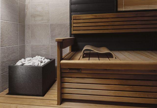 Ideas, items & issues: Inspiroivat saunat