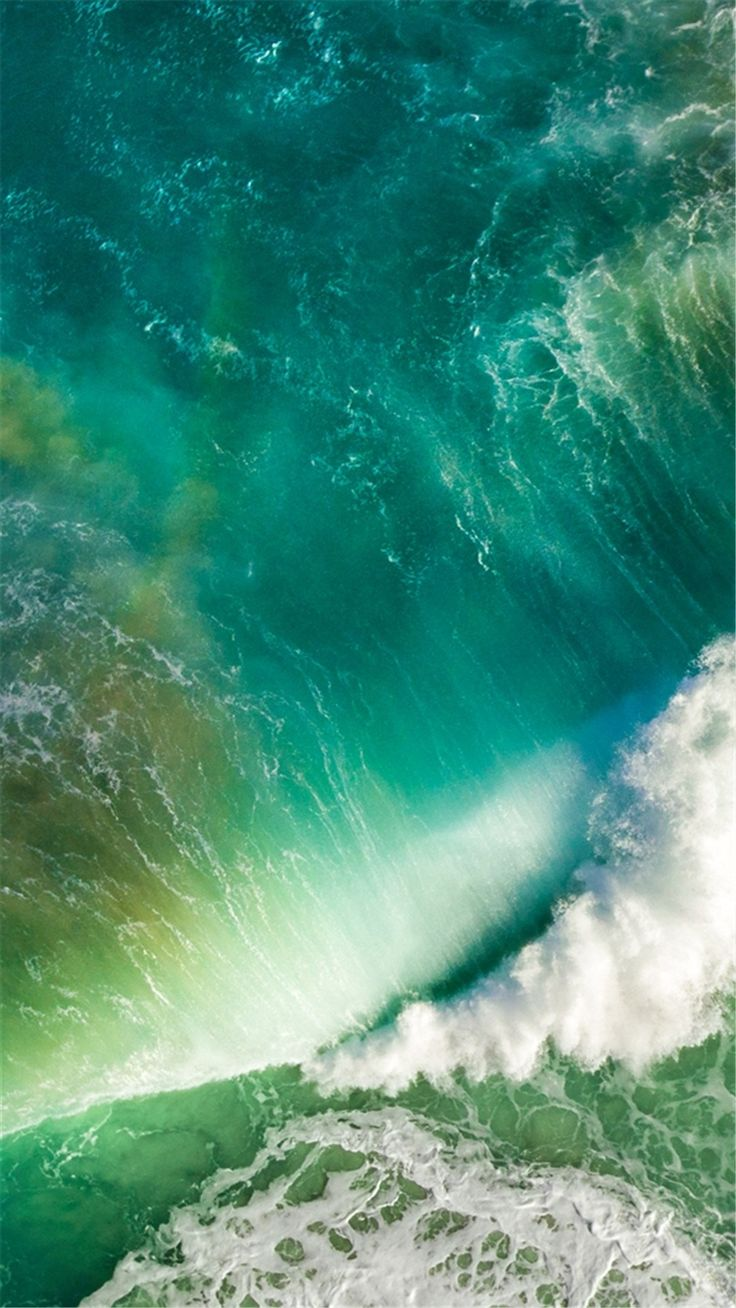 MacOS Colorful Water #iPhone #7 #wallpaper
