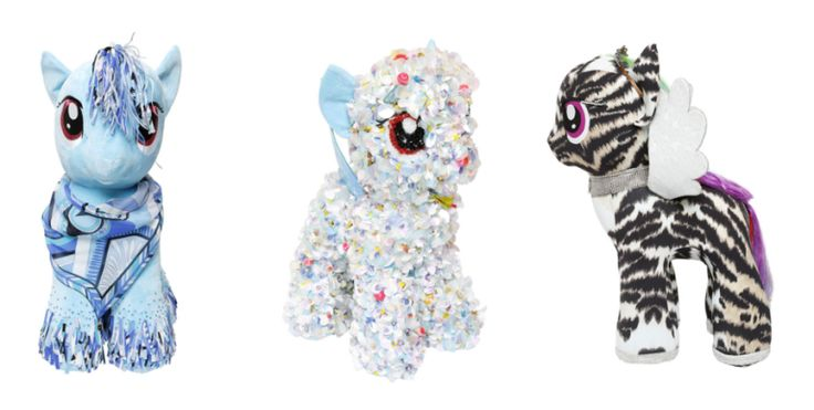 Fashion designers make over My Little ponies for charity