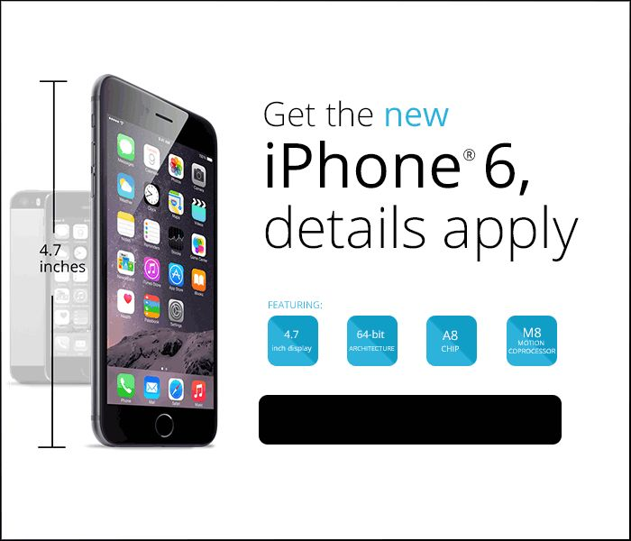 Get Iphone 6 Today: Get the new iPhone 6 Click Here Now