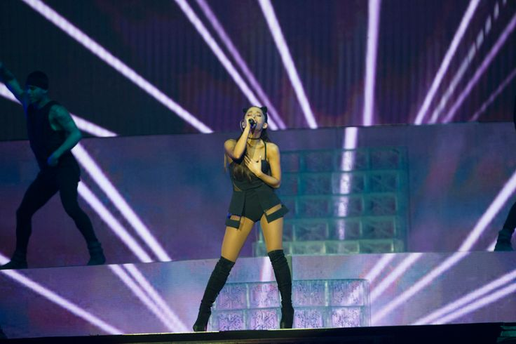 Ariana Grande | The Honeymoon Tour | October 2, 2015