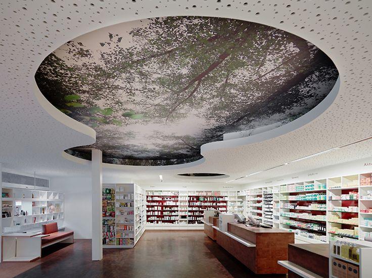 Pharmacy Design, Wolfurt, AUSTRIA, Hofsteig Pharmacy, Dworzak Architekturwerkstatt, www.facebook.com/epsilonbratanis