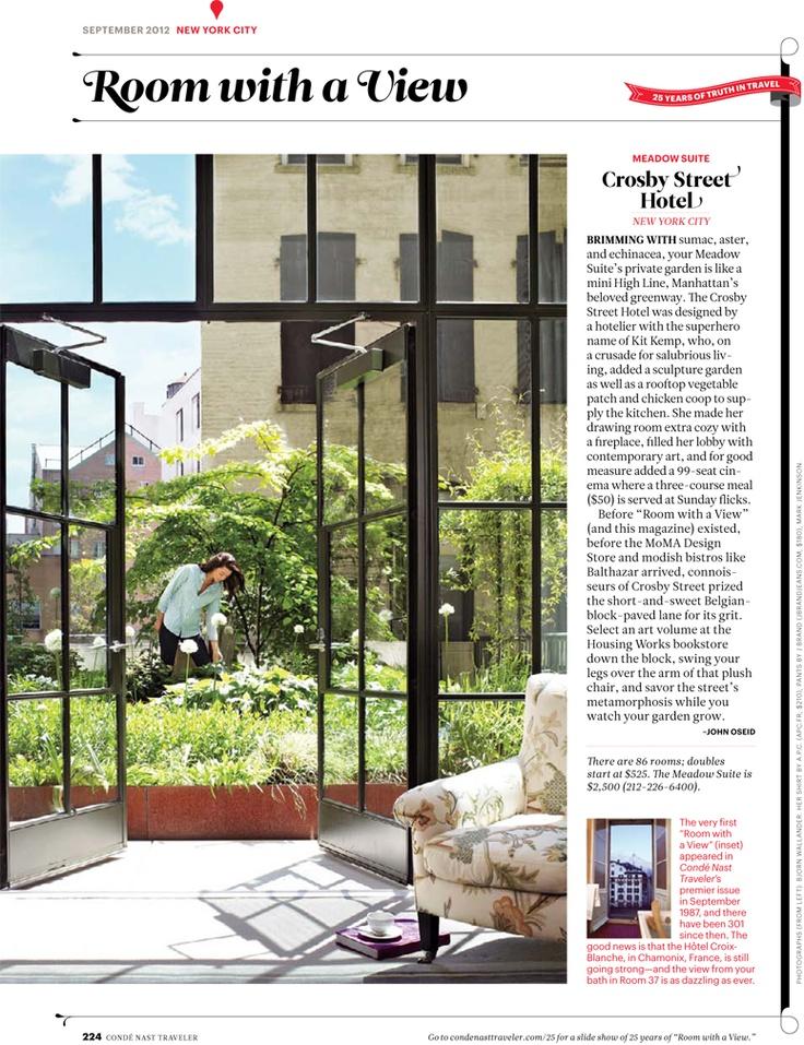Room With A View Garden Design Part - 24: Pinterest