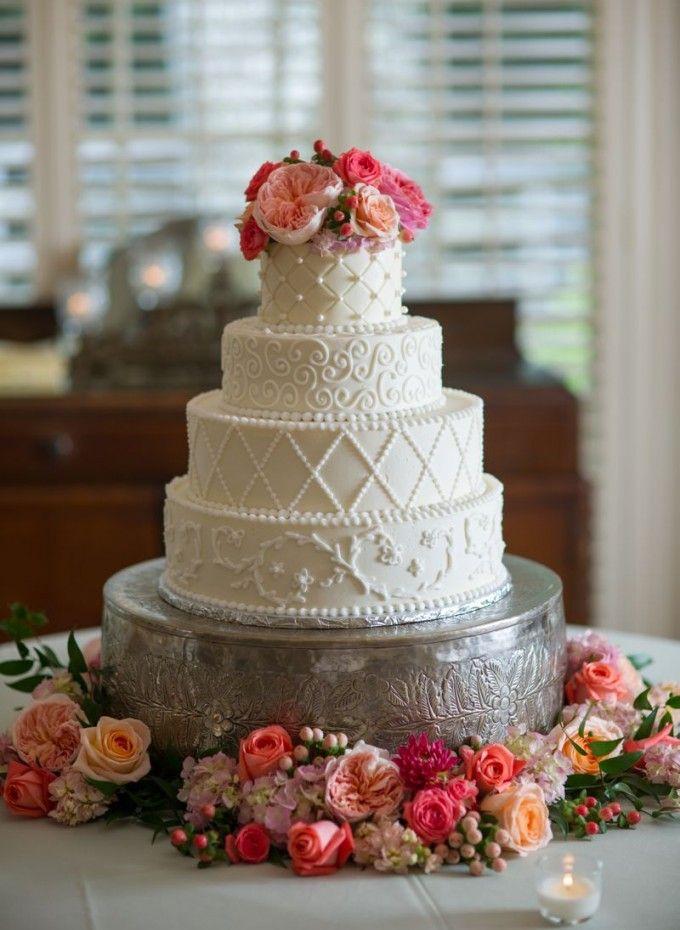 Romantic Pink and Coral Summer Wedding at Historic Cedarwood | Cedarwood Weddings