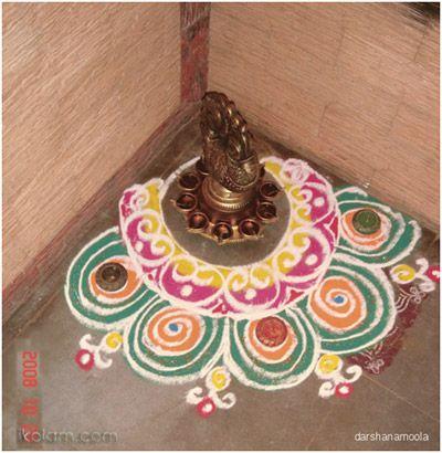 Top 10 Corner Rangoli Designs That You Should Try