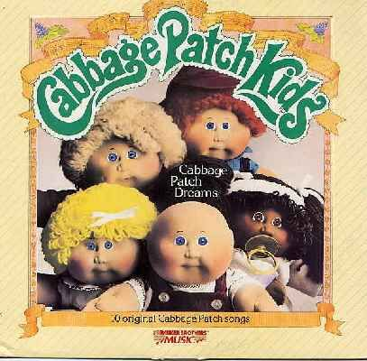 Did you own one? P'tits Bouts De Choux - #CabbagePatchKids